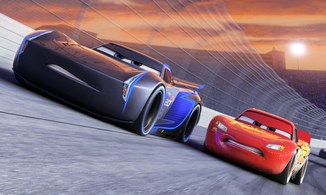 The New Cars 3 Next Generation Extended Look