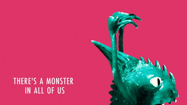 Colossal Poster: There's A Monster in All of Us