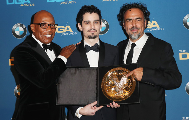 Winners of the 69th Annual DGA Awards