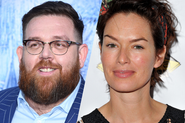 Lena Headey & Nick Frost Join Wrestling Comedy Fighting with My Family