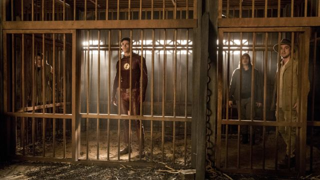 Welcome to Gorilla City in New Photos from The Flash