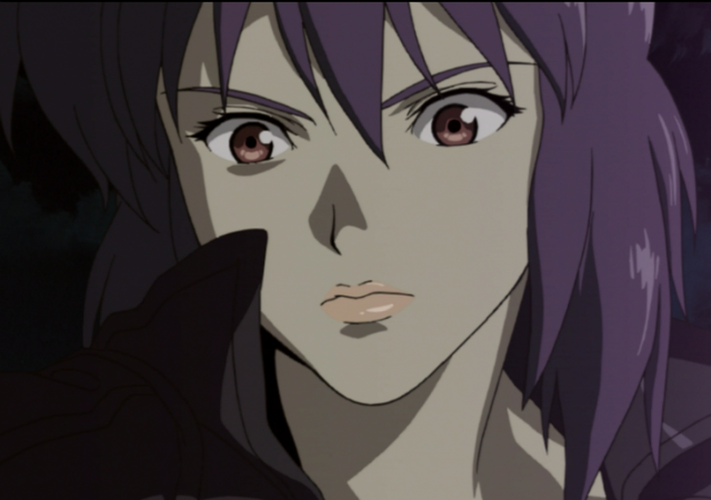 Ghost In the Shell anime, manga, TV series, video games and more.