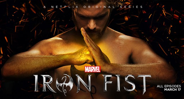 New Marvel's Iron Fist Images Debut