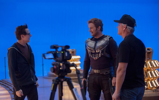 Interview: Guardians of the Galaxy Vol. 2 Writer and Director James Gunn