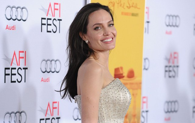 Angelina Jolie Lines Up Two New Acting Projects