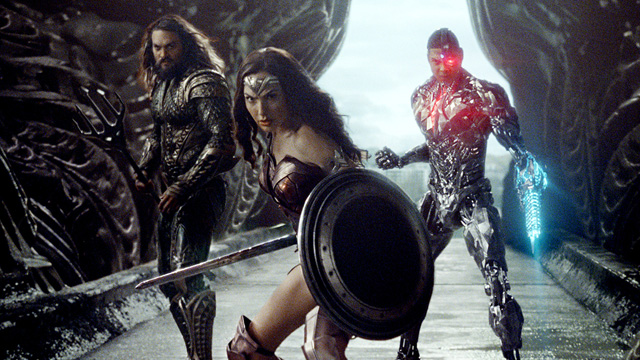 New Justice League Movie Photo Revealed
