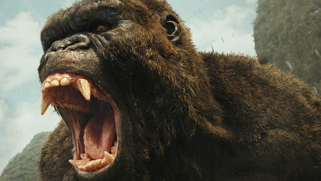 Skull Island IMAX featurette brings the biggest Kong to the biggest screens