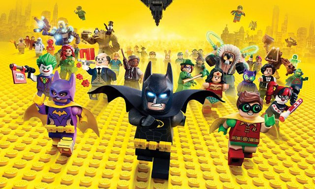 LEGO Batman Movie Tops Domestic Box Office, Fifty Shades Darker Big Overseas