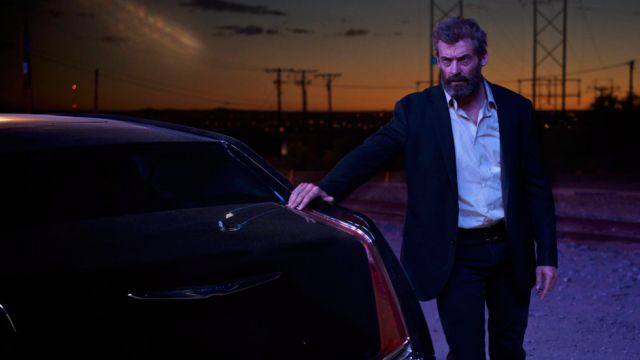 Wolverine is Looking to Buy His New Ride in New Logan Clip