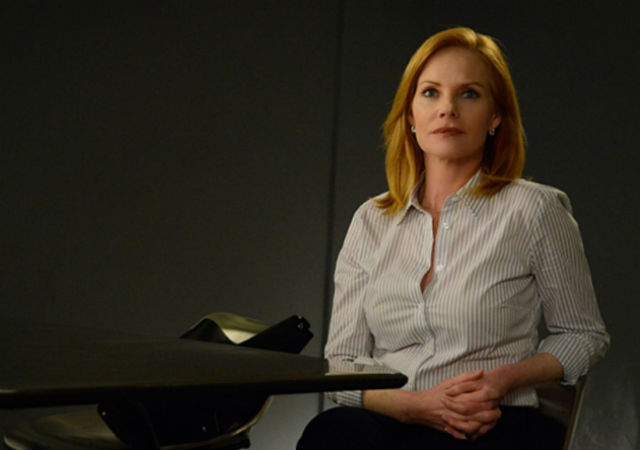 Marg Helgenberger cast in Fox pilot based on the film Behind Enemy Lines