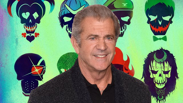 Mel Gibson may direct the Suicide Squad sequel!