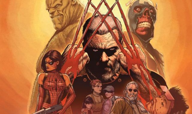 The History of Old Man Logan