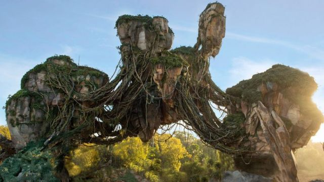 Pandora - The World of Avatar Opening in May, Star Wars Lands in 2019