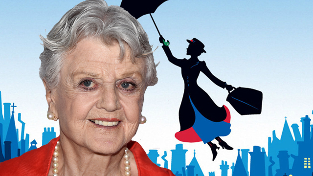 Angela Lansbury has joined the cast of Mary Poppins Returns!