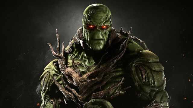 Swamp Thing is Making His Way to Injustice 2