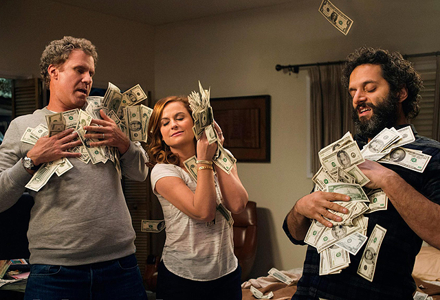 The House Trailer: Will Ferrell & Amy Poehler Start Their Own Casino