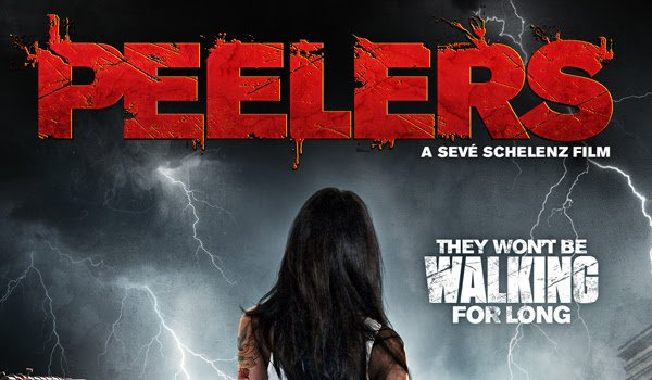 Zombies meet strippers in the gooey, gory Peelers premiering on VOD this March