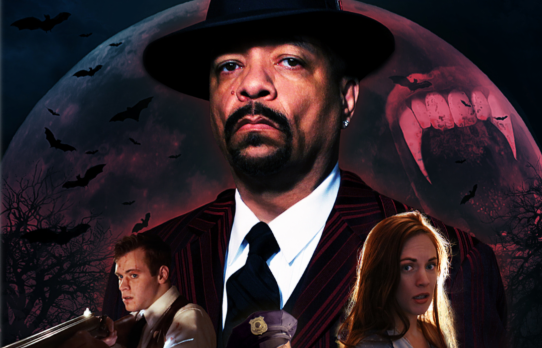 Ice-T Vampire Flick Bloodrunners Reveals Key Art and Release Date