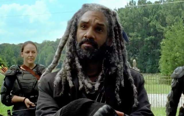 New The Walking Dead Season 7B Teaser