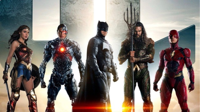 The New Justice League Trailer is Here!