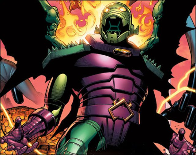 Annihilus is one of the Guardians of the Galaxy characters we want to see.