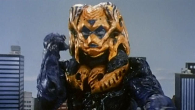 The Power Rangers monsters list ends with Blue Globbor.