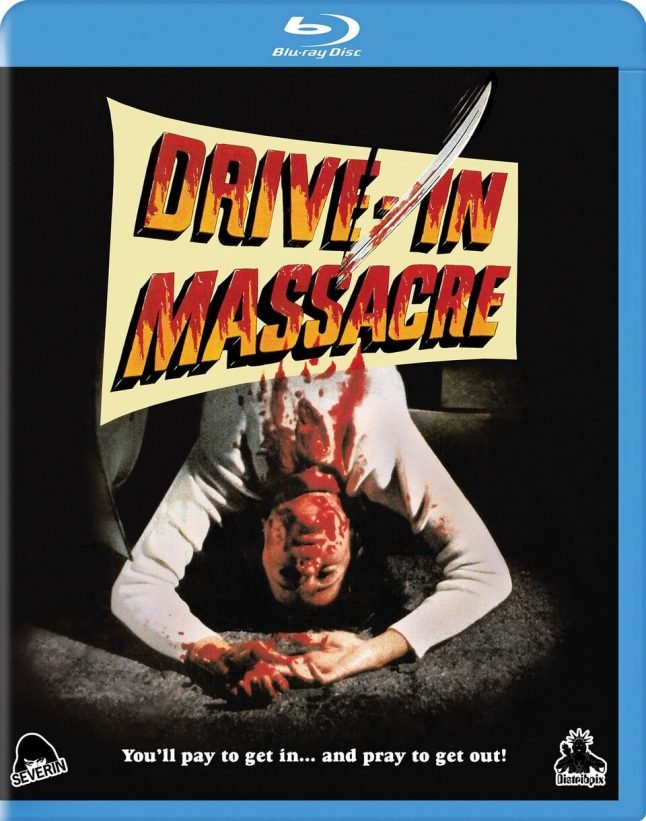 Drive-In Massacre Blu-ray Review