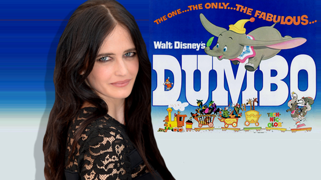 Eva Green is looking likely to headline the upcoming live-action Dumbo movie. The live-action Dumbo movie is being directed by Tim Burton.