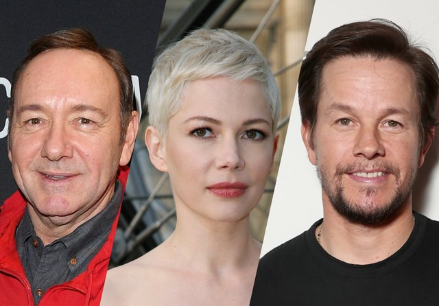 Mark Wahlberg, Michelle Williams & Kevin Spacey Join Getty Kidnap Drama