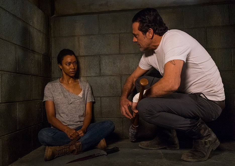 The Walking Dead Episode 715 Recap and Season Finale Previews