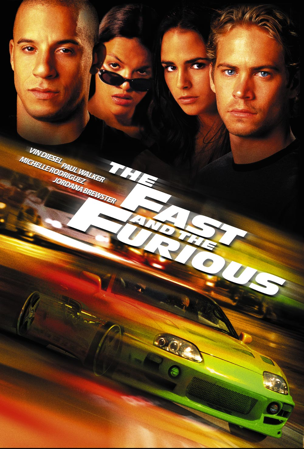 The Fast and Furious franchise begins here!