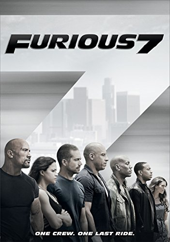 Furious 7 is next up in the Fast and Furious franchise.