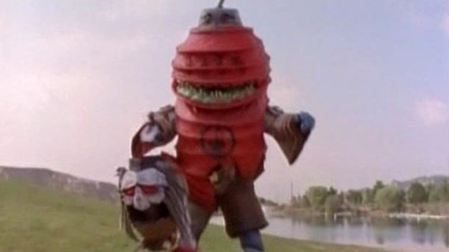Lanterra is another of the best Power Rangers monsters.