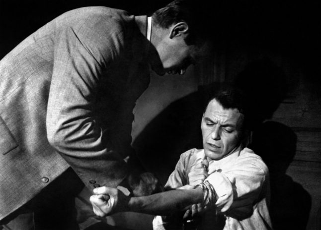 The Horrors of Addiction in 1955's The Man with the Golden Arm