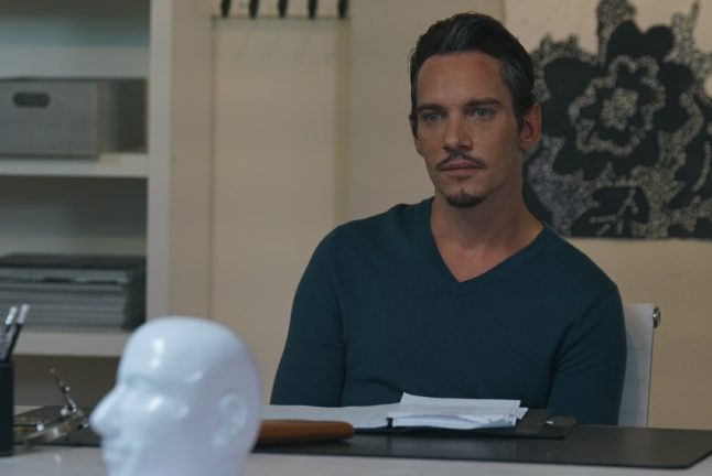 Exclusive Photos: Jonathan Rhys Meyers in The Shadow Effect