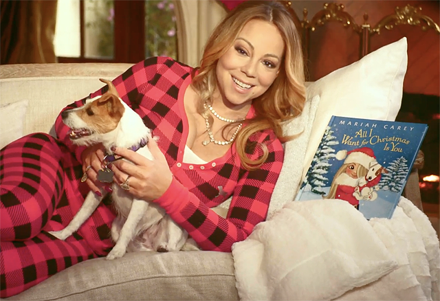 Mariah Carey's Animated All I Want for Christmas is You Teaser Trailer