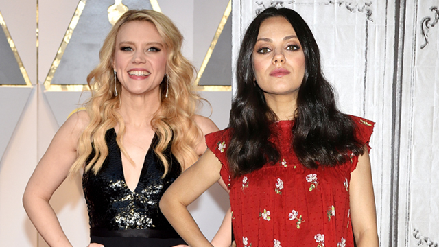 Kate McKinnon and Mila Kunis In Talks for The Spy Who Dumped Me