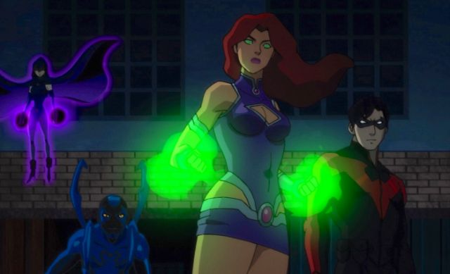 New Teen Titans: The Judas Contract Image Revealed, World Premiere Announced