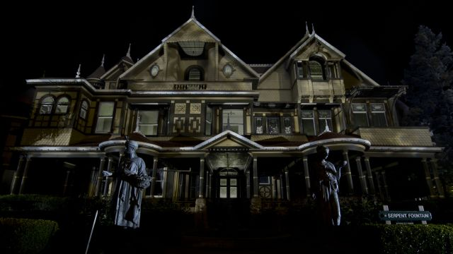 Production Begins on Winchester Mystery House Movie
