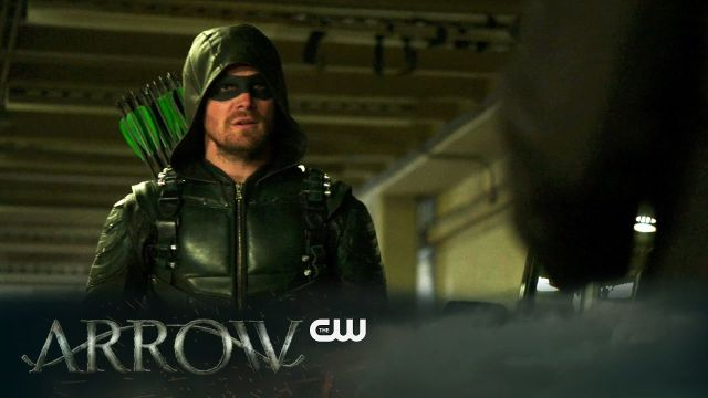 Prometheus is 10 Steps Ahead in Arrow Checkmate Trailer