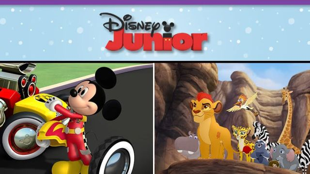 Mickey and the Roadster Racers and The Lion Guard Renewed