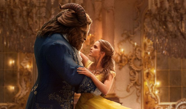 'Beauty and the Beast' smashes box office records