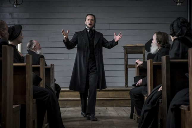 Dutch director Martin Koolhoven discusses his savage American debut Brimstone. The horror western hybrid opens March 10th in theaters and On Demand.
