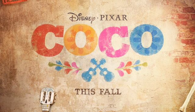 Teaser Poster for Disney•Pixar's Coco Debuts