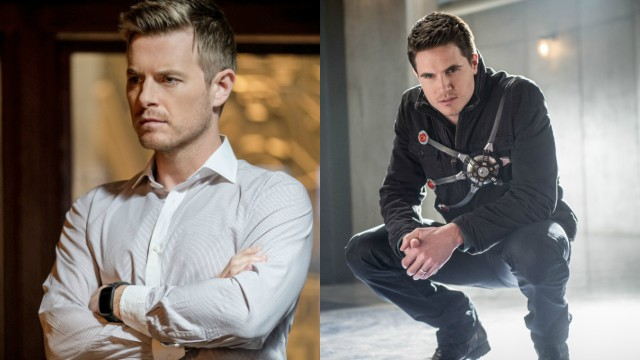 Former Flash Cast Members Return in New Photos