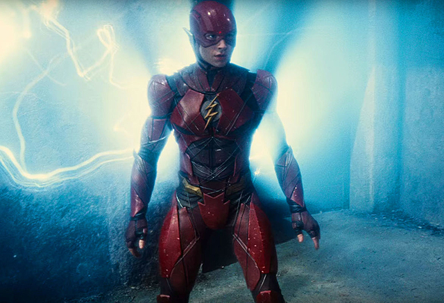 Ezra Miller Confirms No Flash Costume Ring in Justice League