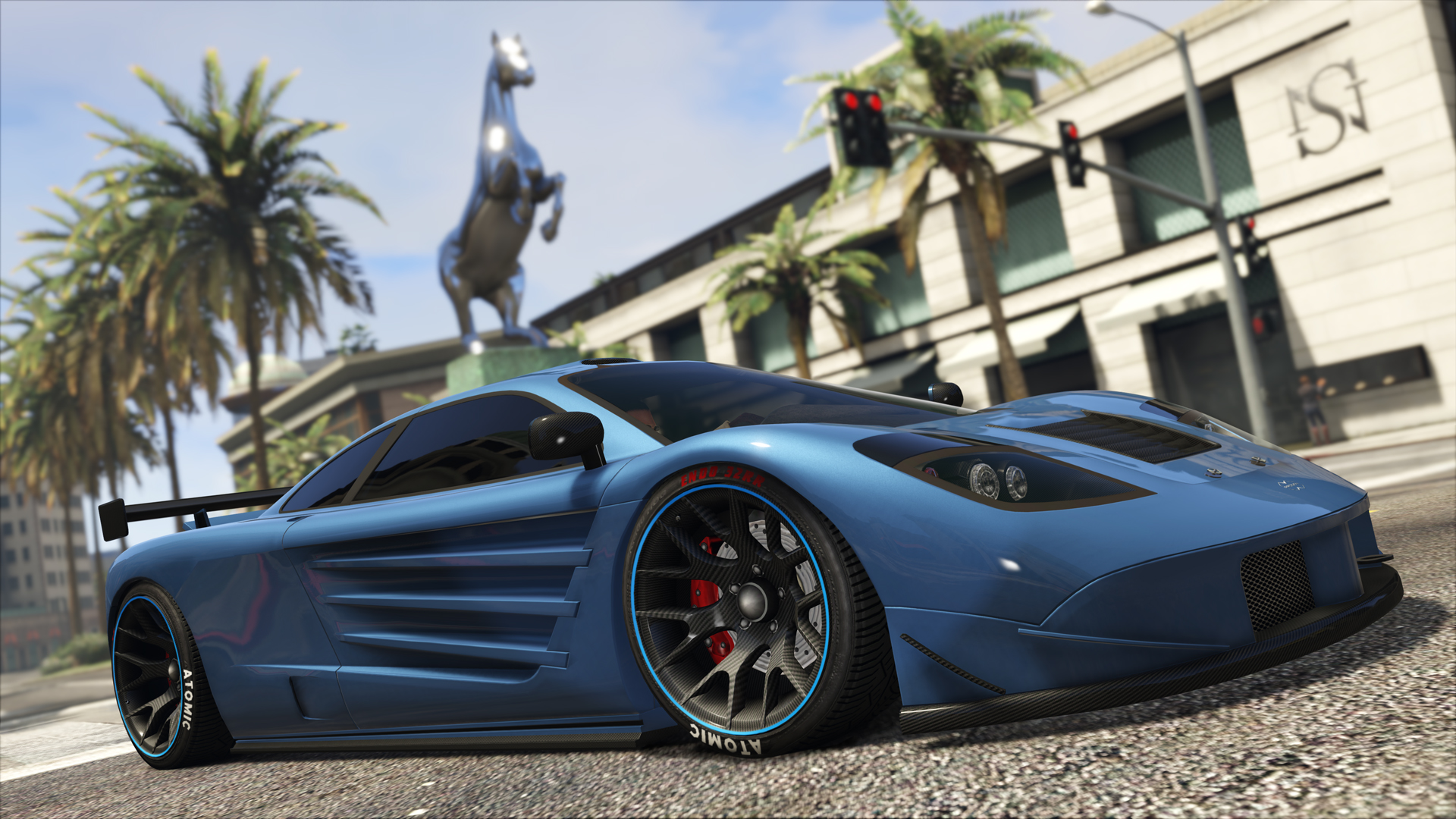 Grand Theft Auto Online Announces New Cars, Modes and Races