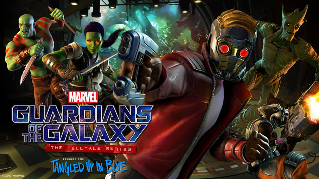 Telltale's Guardians of the Galaxy Episode 1 Trailer Arrives