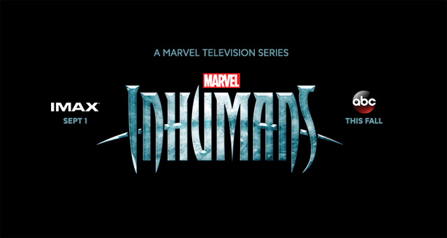 Marvel's Inhumans Release Date Set for IMAX