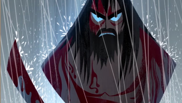 Genndy Tartakovsky takes you behind the scenes of the new Samurai Jack.